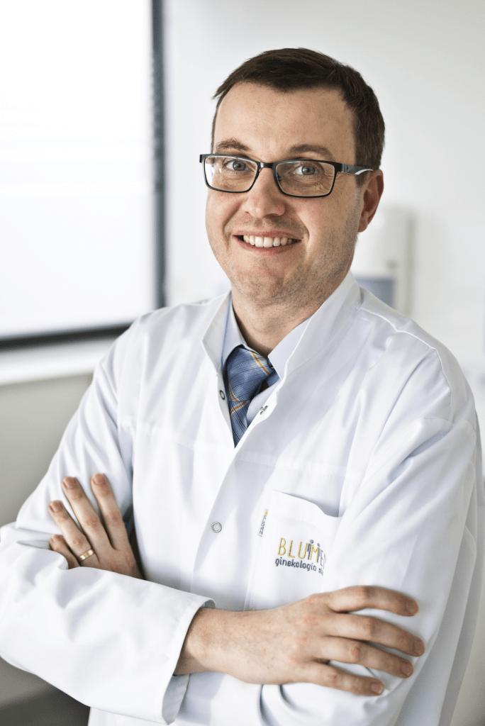 Tomasz Prościński radiolog, usg