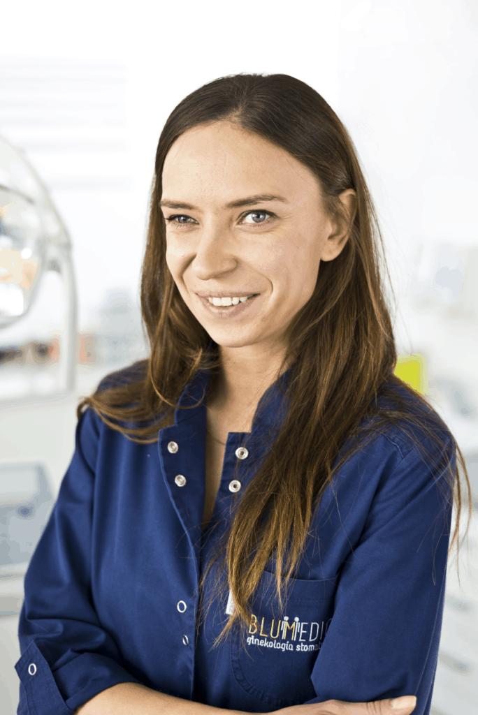 Anna Michalak asystentka stomatologiczna