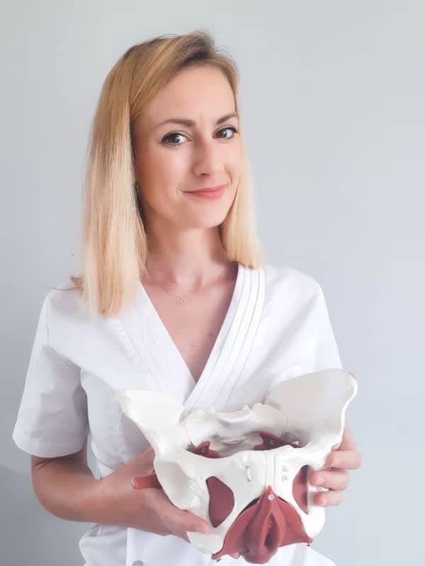 Aleksandra Jędzierowska fizjoterapeuta
