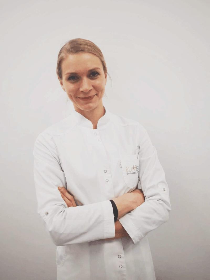 Natalia Iżycka ginekolog